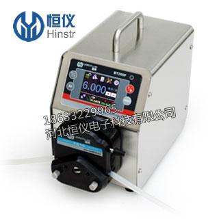 BT300F蠕动泵 保定雷弗分配型智能蠕动泵