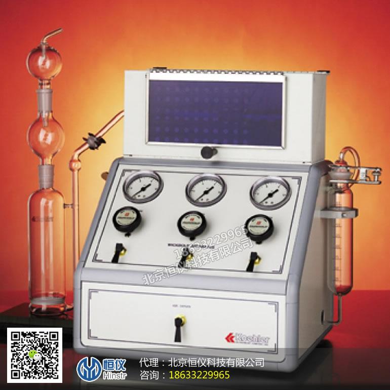 美国克勒Wickbold燃烧器K47590(液化石油气硫含量检测)