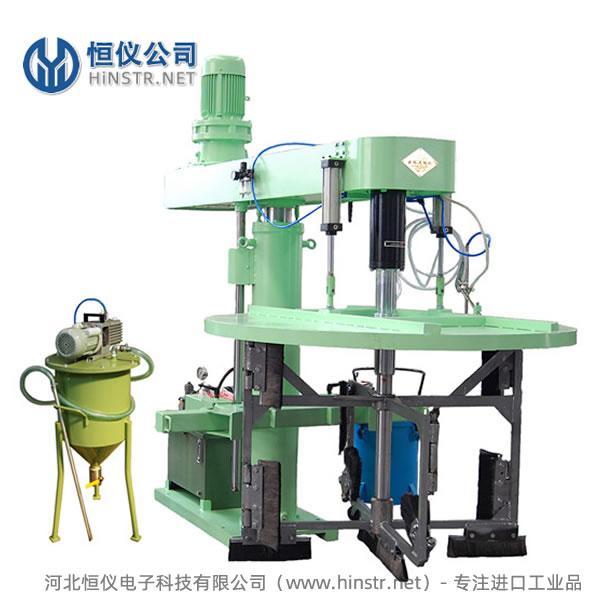 油墨洗桶机-高粘度物料桶清洗机XTJ